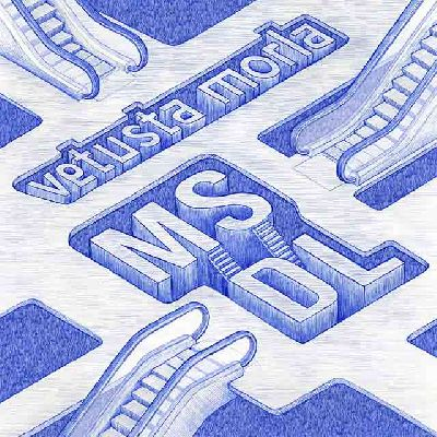 Portada del disco MSDL - Canciones dentro de canciones de Vetusta Morla