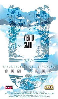 Concierto: Viento Smith en FunClub Sevilla