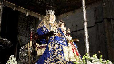 Procesión de la Virgen de los Reyes en Sevilla 2015