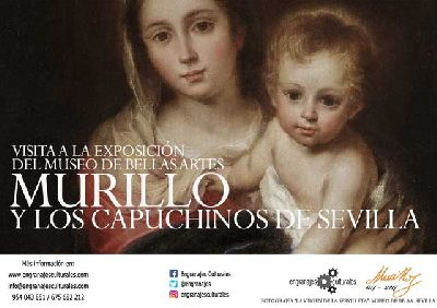 Visitas guiadas a Murillo y los Capuchinos por Engranajes Culturales