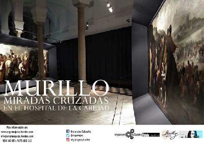 Visitas a la exposición Murillo cercano. Miradas cruzadas en Sevilla