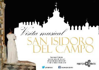Visita musical al Monasterio de San Isidoro del Campo Sevilla
