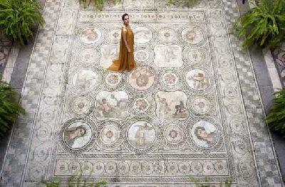 Foto de las visitas teatralizadas a la Casa Palacio de la Condesa de Lebrija de Sevilla