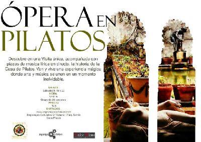 Visita lírica a la Casa de Pilatos de Sevilla