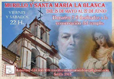 Visitas Murillo y Santa María la Blanca en Sevilla