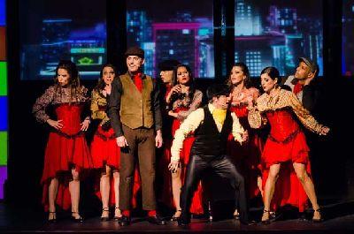 Foto del espectáculo Viva Broadway, el musical