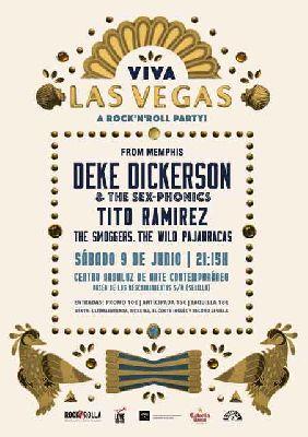 Concierto: Viva Las Vegas! en el CAAC de Sevilla