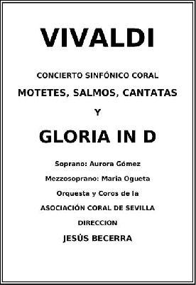 Concierto del Corpus en la iglesia del Salvador de Sevilla