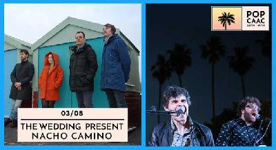 Concierto: The Wedding Present y Nacho Camino en Pop CAAC Sevilla 2017