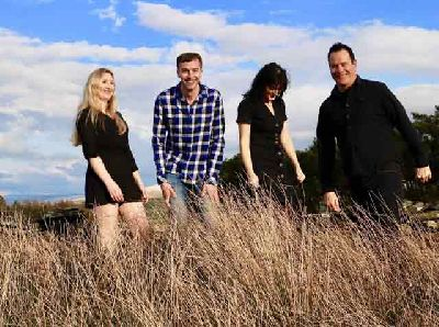 Foto promocional del grupo The Wedding Present