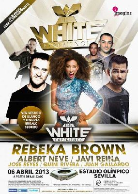 Concierto: The White Experience 2013 en Sevilla