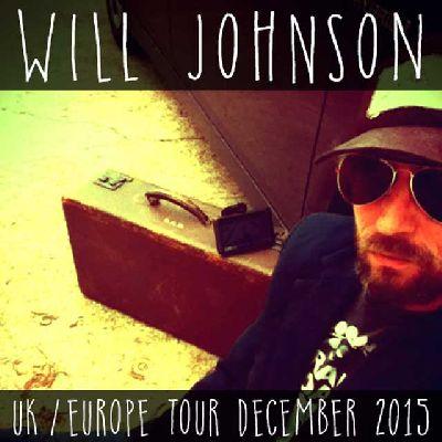 Concierto: Will Johnson en el CICUS Sevilla