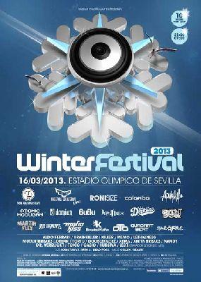 Concierto: Winter Festival 2013 en Sevilla