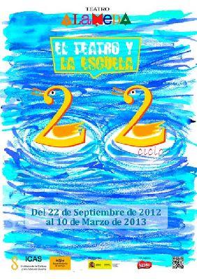 Teatro infantil: XXII El teatro y la escuela Sevilla (otoño 2012)