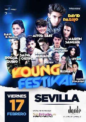 Concierto: Young Festival en Sevilla 2017