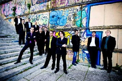 Foto promocional del grupo Zahir Ensemble