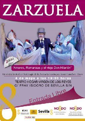 Zarzuela en el Teatro Virgen de los Reyes
