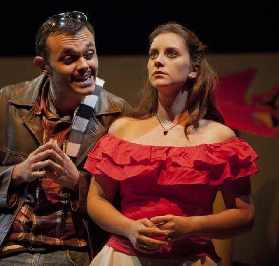 Compañía Lírica Ópera en las Noches de la Buhaira Sevilla 2013