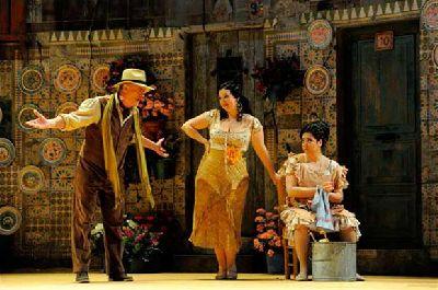 Zarzuela: Entre Sevilla y Triana en el Teatro de la Maestranza