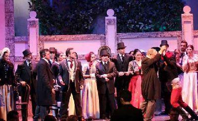 Zarzuela: Doña Francisquita en el Espacio Turina de Sevilla 2017