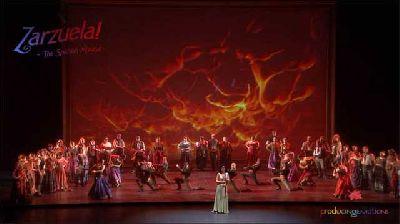 Zarzuela! The Spanish Musical en el Teatro de la Maestranza de Sevilla