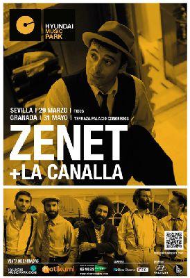 Concierto: Zenet y La Canalla en Fibes Sevilla
