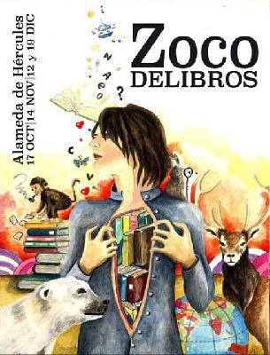 Zoco de Libros en la Alameda de Hércules de Sevilla