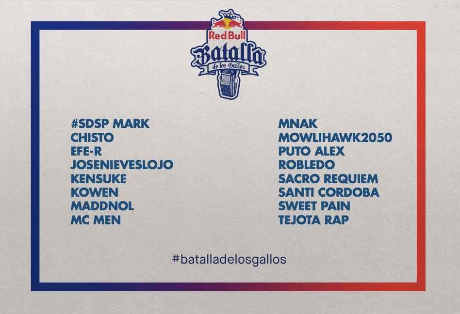 Semifinal De Red Bull Batalla De Los Gallos En Sevilla 2018 Onsevilla