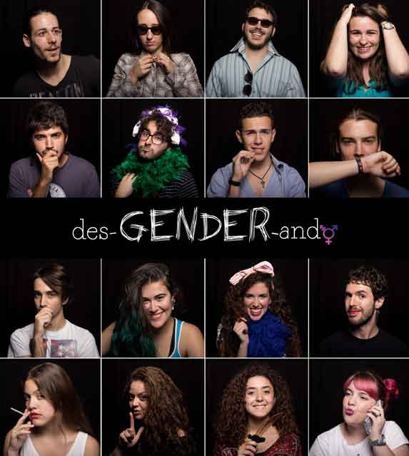 Teatro des gender ando en la fundici n sevilla onsevilla for Sala fundicion entradas