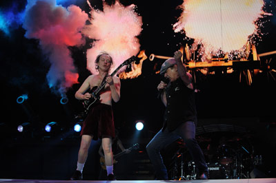 AC/DC en Sevilla 'Black Ice Tour'