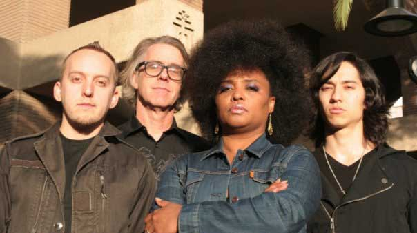 The BellRays, la banda californiana de punk-rock-soul actuará el lunes 8 de noviembre de 2010 en Sevilla