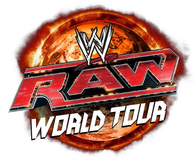 El 7 de junio de 2012 pressing catch en Sevilla con el WWE RAW World Tour